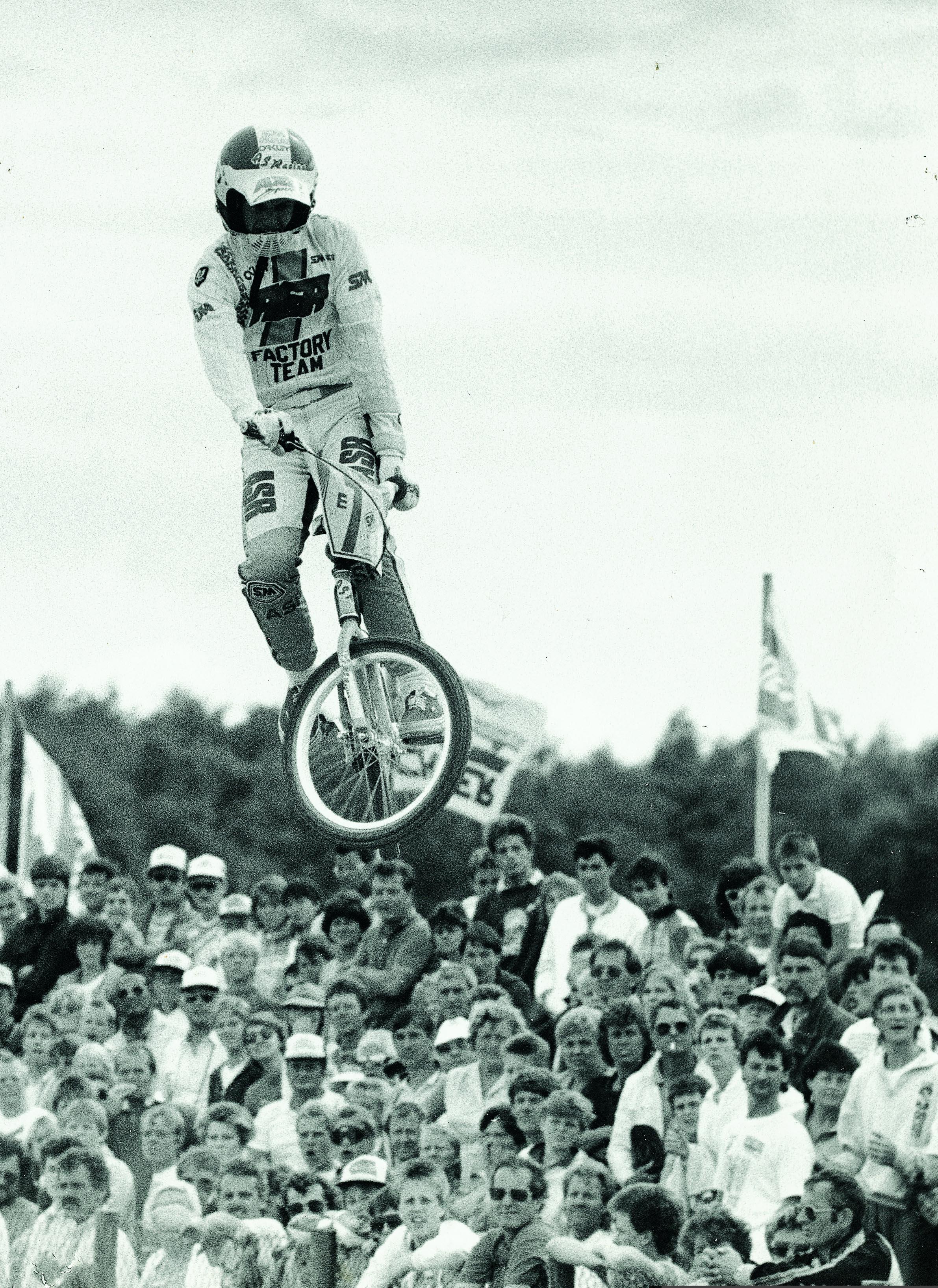 Tom Lynch BMX 1987